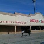 Photo taken at Asian Mart by Yumhmie E. on 11/29/2013