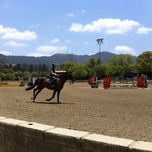 Photo taken at Los Angeles Equestrian Center by Michael R. on 5/26/2013