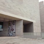 Photo taken at National Gallery of Art - East Building by Aigli on 12/7/2012