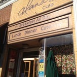 Photo taken at Alana's Cafe by Lisa P. on 11/24/2012