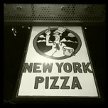 Photo taken at New York Pizza by Andy T. on 2/17/2013