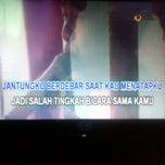 Photo taken at NAV Karaoke Keluarga by Emi C. on 10/11/2013