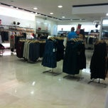Photo taken at Zara by Sandra P. on 1/26/2013