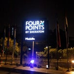 Photo taken at Four Points by Sheraton Medellin by Jose R. on 2/10/2013