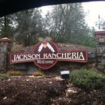 Photo taken at Jackson Rancheria Casino Resort by Claudia C. on 3/6/2013