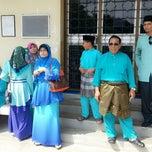 Photo taken at Masjid Teluk Air Tawar by Muhamad Syafiq N. on 8/8/2013