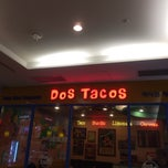 Photo taken at Dos Tacos by SM on 11/15/2013