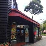 Photo taken at Burger King by Cris B. on 3/22/2013