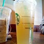 Photo taken at Starbucks by Pati P. on 2/8/2013