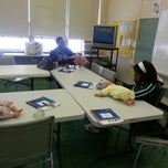Photo taken at Early Learning Hub/Mt. Calvary Community Center by LaRon M. on 2/8/2013