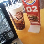 Photo taken at Burger King by Ese E. on 2/14/2013