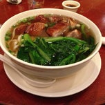 Photo taken at Sang Kee Noodle House by Bennett L. on 1/31/2013