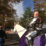 Photo taken at Furman Tailgating by Ken F. on 11/9/2013