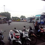Photo taken at Terminal Pulo Gadung by Chris E. on 12/23/2014