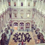 Photo taken at The Royal Exchange by Jack A. on 10/22/2012
