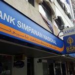 Photo taken at Bank Simpanan Nasional (BSN) by pozypozy on 12/26/2013