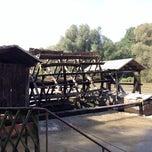Photo taken at Babičev mlin by Matej K. on 9/17/2014
