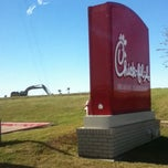 Photo taken at Chick-fil-A by Ben F. on 3/4/2013