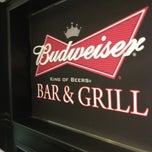 Photo taken at Budweiser Bar & Grill by Mercedes K. on 3/25/2013