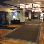 Photo taken at Four Points by Sheraton Norwood by Larry T. on 1/14/2013
