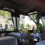 Photo taken at Fraiche Restaurant by John W. on 6/10/2012