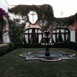 Photo taken at Posada Del Virrey by Eduardo on 10/7/2013