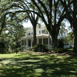 Photo taken at Goodwood Museum and Gardens by Florida Public Archaeology Network - Northwest Region on 7/6/2013