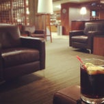 Photo taken at Maple Leaf Lounge (Domestic) by Jill F. on 3/10/2013