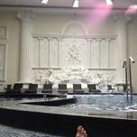 Photo taken at Grand Elite Hotel by Djayawarman A. on 11/9/2013