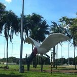 Photo taken at Aeroporto Internacional de Campo Grande (CGR) by Karina P. on 3/15/2013