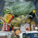 Photo taken at Supermercados Cristal by Caroline S. on 2/20/2013