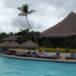 Photo taken at Club Med-pool by Nate F. on 11/23/2012