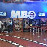 Photo taken at MBO Cineplex by Fariza J. on 7/16/2013