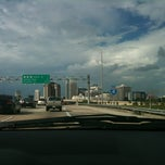 Photo taken at Interstate 4 & FL State Route 408 by Jared M. on 9/17/2012