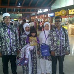 Photo taken at Terminal 1D Soekarno Hatta International Airport by Tiara S. on 2/13/2013