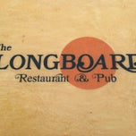 Photo taken at Longboard Restaurant & Pub by Dean H. on 12/29/2012