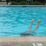 Photo taken at The Wilderness Pool by Sara D. on 6/6/2014