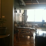 Photo taken at Chicago River North Pilates by Rebecca L. on 2/5/2013