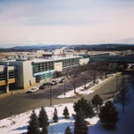 Photo taken at Burlington International Airport (BTV) by Redmond on 2/16/2013