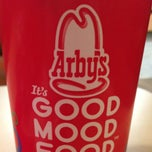 Photo taken at Arby's by Chris B. on 2/26/2013