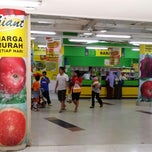 Photo taken at Giant Hypermarket by Suria Kencana H. on 11/30/2013
