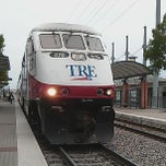 Photo taken at Victory Station (DART Rail / TRE) by Michael S. on 5/6/2013