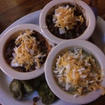 Photo taken at Texas Chili Parlor by Maggie C P. on 10/12/2014