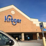 Photo taken at Kroger by Diane K. on 4/2/2013