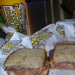 Photo taken at Which Wich? Superior Sandwiches by Trucker4Harvick . on 6/3/2014