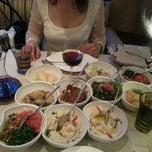 Photo taken at Obeirut Lebanese Cuisine by Esra A. on 9/19/2014