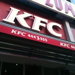 Photo taken at KFC by Buğra Y. on 2/8/2013