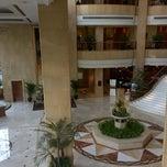 Photo taken at Sheraton Chengdu Lido Hotel by Alvin C. on 11/3/2014