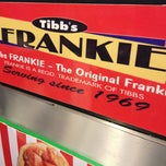 Photo taken at Tibbs Frankie by Sanil S. on 2/14/2013