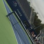 Photo taken at Court 5 - USTA Billie Jean King National Tennis Center by Georgi S. on 8/22/2014